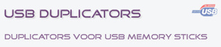 Open the USB Duplicator Website for more information on USB Flash Memory Duplication