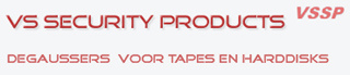 Open de VS Security Products Website voor informatie over degaussers voor tapes en harddisks